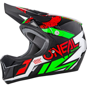 O'Neal Sonus Strike Casque, red/green